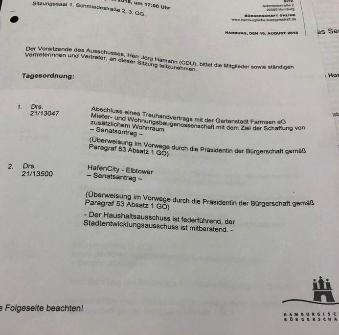 Treuhandvertrag Gartenstadt Farmsen mgf