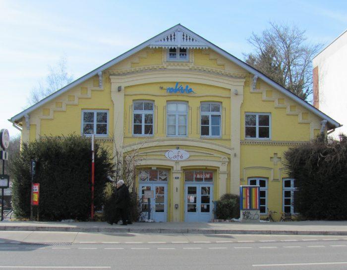 Kulturinsel Bramfeld