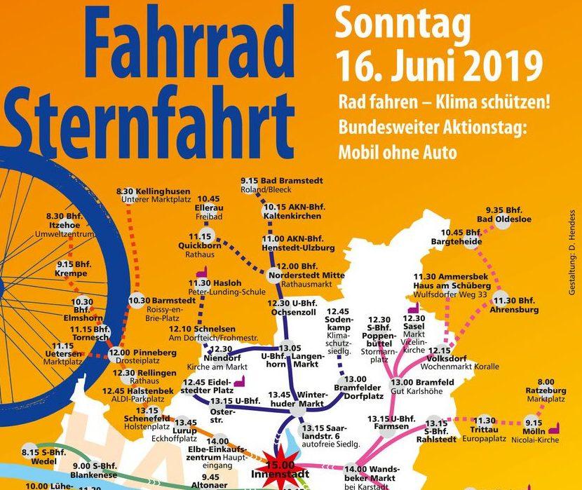 Sternfahrt 2019