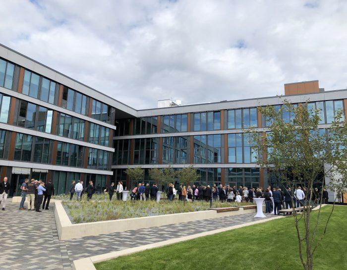 Neues Ausbildungszentrum Stromnetz Hamburg