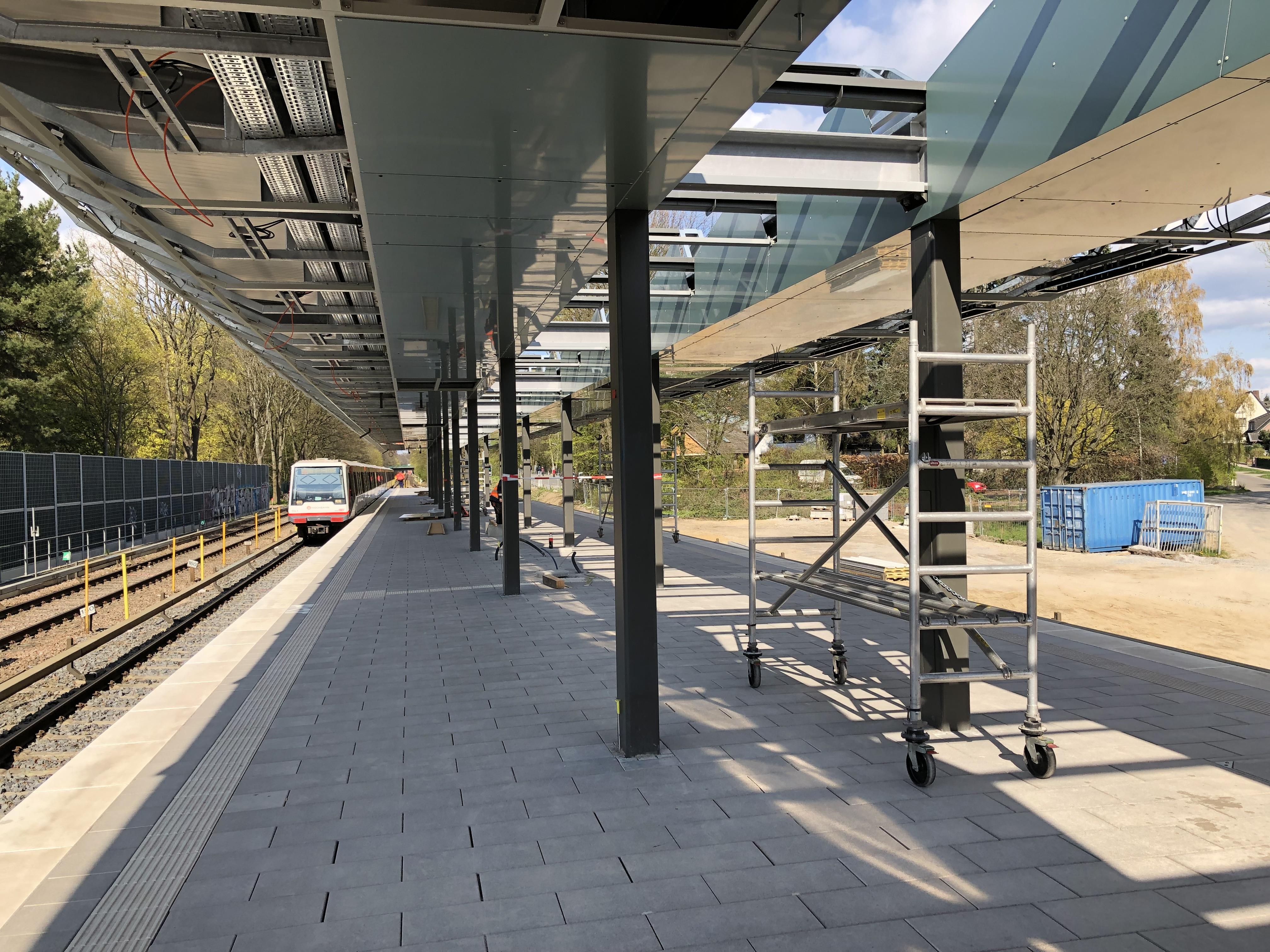 U-Bahnhaltestelle Oldenfelde
