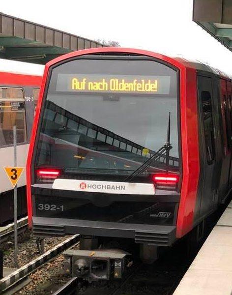 Nächste Station: Oldenfelde