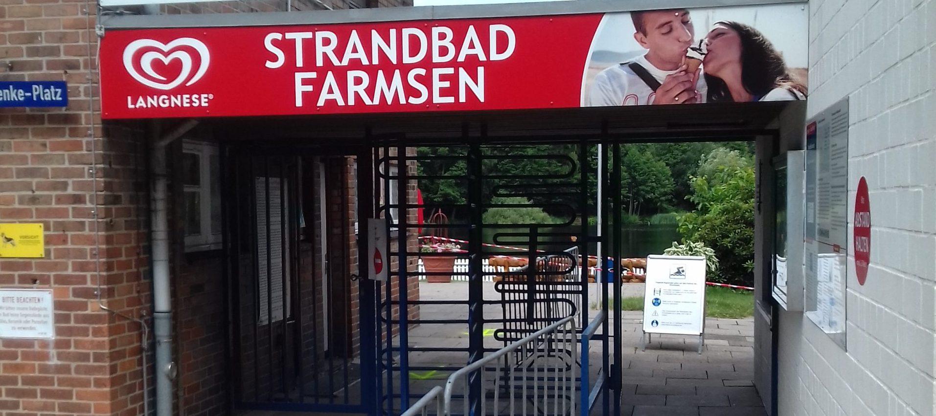 STRANDBAD FARMSEN KANN WIEDER ÖFFNEN