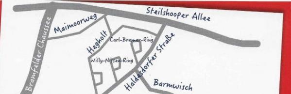 UMBAU HALDESDORFER STRAßE – BRAMFELD